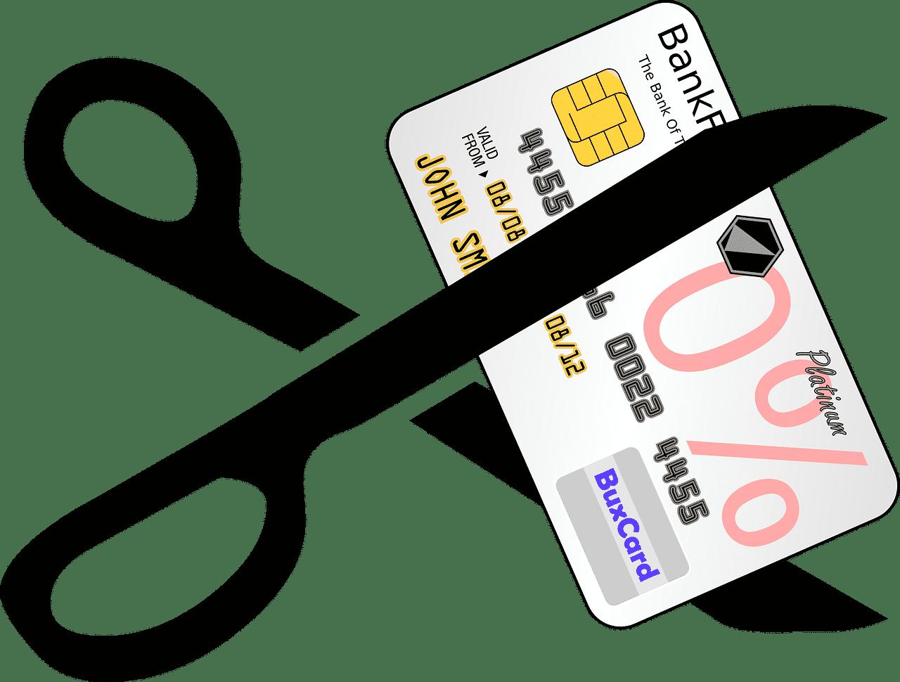 Prepaid-Kreditkarte unsicher
