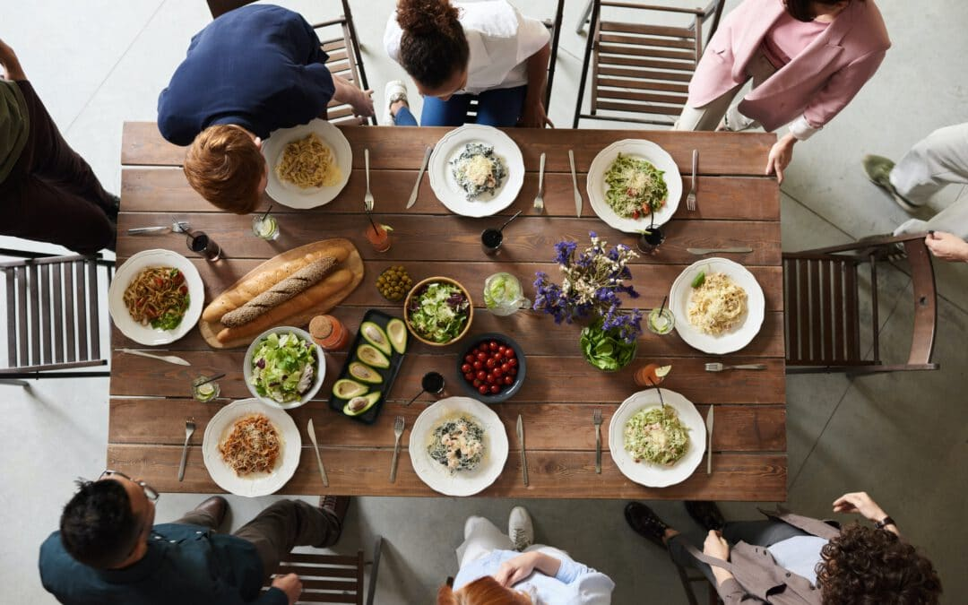 Gesunde Ernährung am Arbeitsplatz – Neues Jahr, neues Glück für Unternehmen