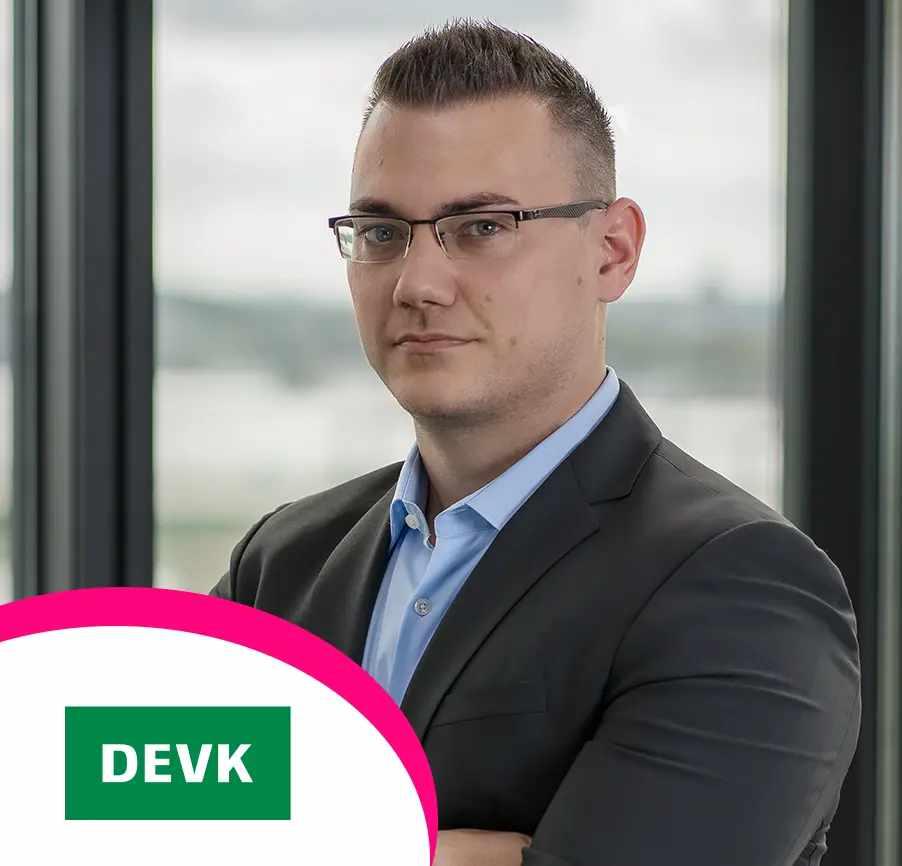 Andre Redelstein DEVK