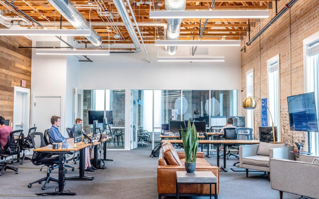 Büroflächen verkleinern – So lohnt es sich für Unternehmen